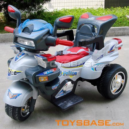 4 Channel Ride on toys Electric motorbike