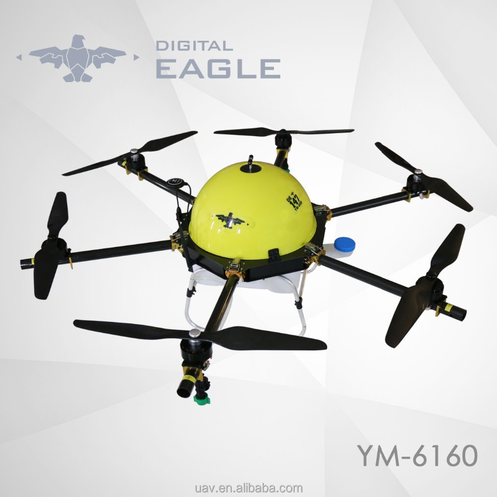 10L Agricultural Drones Farming Drones Crops Dusting UAV Drones Paddy Fields Plants Spraying