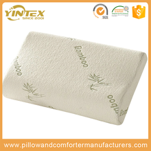 Home Decorative Item function body massage health custom memory foam bamboo pillow