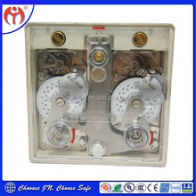 China Supplier Premium Security One Time Lock for Safe, Gold, Jewelry & Diamond Coffers