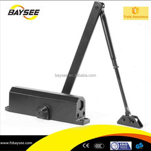 die-casting aluminum heavy duty door closer