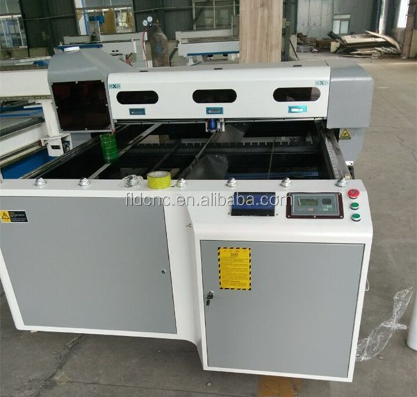 260W 1325 CO2 metal laser cutting machine price with laser tube
