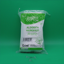 Medical Disposable Surgical Absorbent Zigzag Cotton Wool