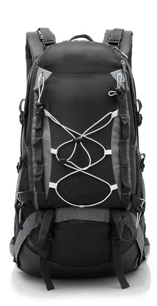 High quality first knapsack hiking backpack bag for traveling