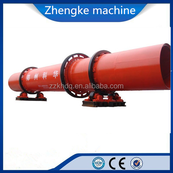 Competitive price semi coke rotary drum dryer coke drying mahcine