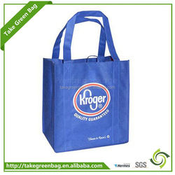 New product promotion cheap hot press non woven bags/d cut non-woven bags
