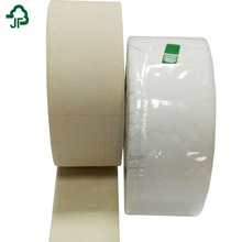 Unbleached Bamboo pulp Jumbo roll toilet paper bathroom tissue/2ply/3ply Tissue Jumbo Roll