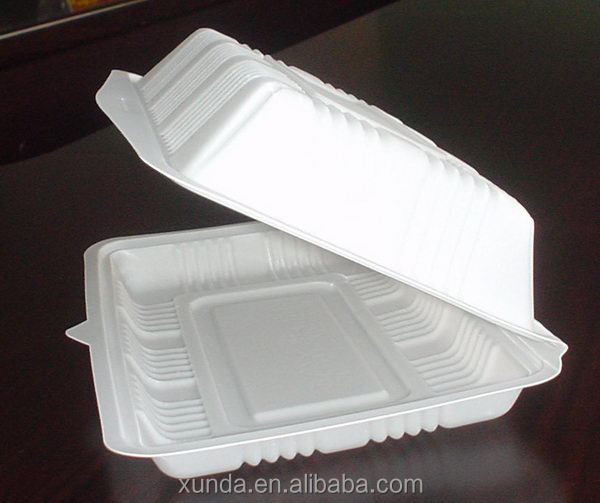 Food Grade Plastic Food Container Blister Packaging