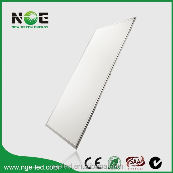 CE RoHS PF>0.90 60w led flat panel 120x60 dimmable smd2835 led