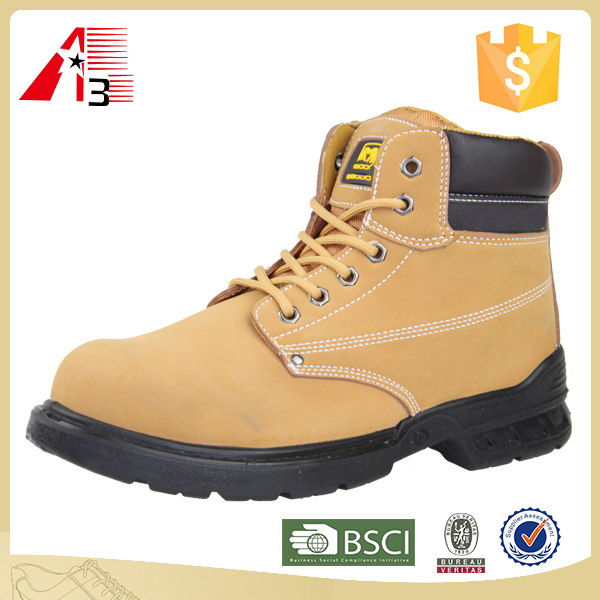 Latest styles comfortable and durable leather boot for men