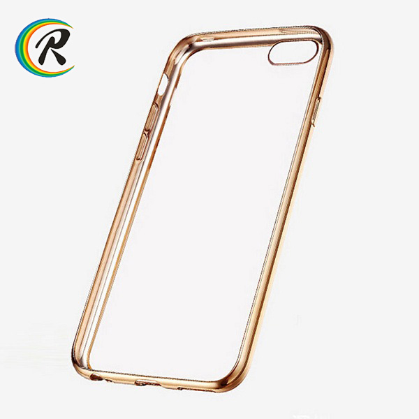 New arrival for iphone 7 pc case for apple iPhone7 plating bumper shell mobile phone