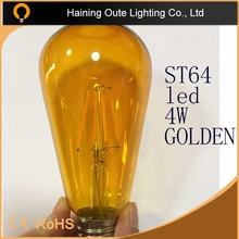 China LED bulb,LED bulb lamp,cheap LED bulb with golden housing