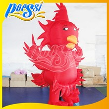 Life Size Inflatable Moving Cartoon for Adults