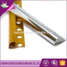 Durable Bathroom Accessories Flooring Tile Aluminum Transition Strips