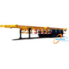 WONDEDE 40t Container Chassis China Truck Trailers