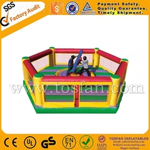 inflatable jousting arena,inflatable gladiator joust ring A6026