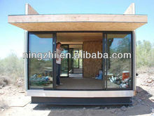 shipping container house for living/container homes/office container