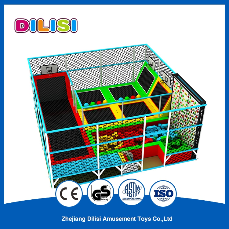 Cheap bungee cord jumping trampoline for sale