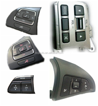 steering wheel audio volime control switch
