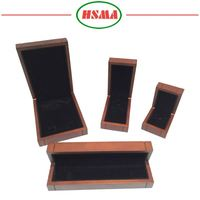Good quality painted wood jewelry box imported wooden jewelry boxes