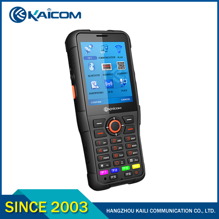 WDT520S Multifunction Android PDA Handheld Barcode Scanner
