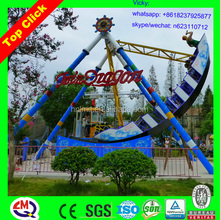 High quality fun indoor games theme park rides playground pirate ship