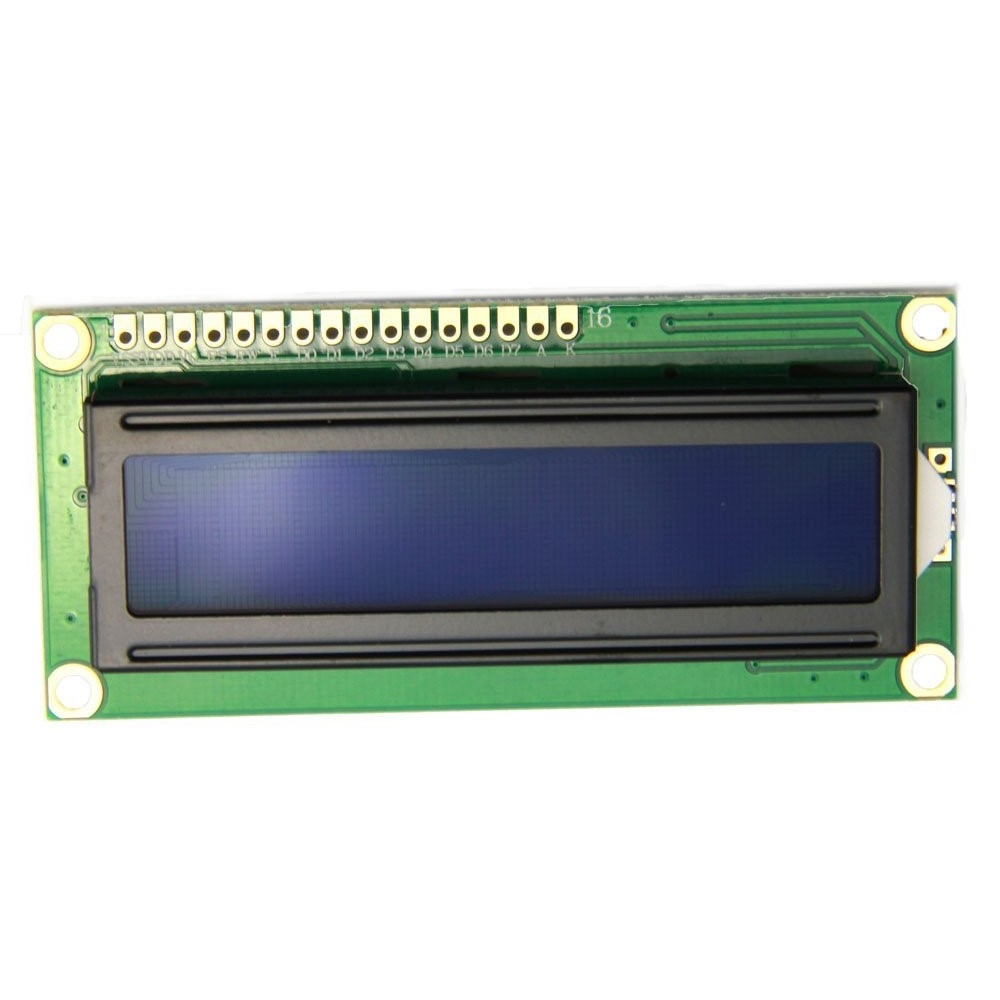 16x2 Character STN blue negative LCD Module