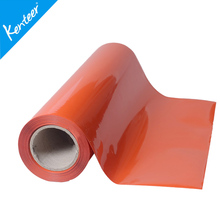 Kenteer High Quality PU sticky Vinyl Heat Transfer vinyl of T-shirt