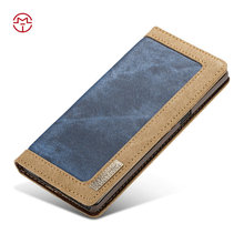 CaseMe Mobile Phone Case for Samsung Galaxy Note 8 Wallet Leather Cover with Card Slot