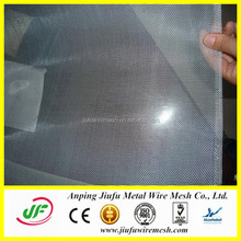 Anping Factory Sale Plain Weave Stainless Steel Mosquito Net