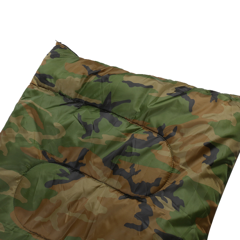 Camouflage Camping Military Camo Sleeping Bag