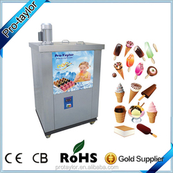 High quality stainless steel ice lolly popsicle making machine