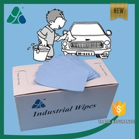 Nonwoven Car Care Multi-purpose Disposable Cleaning Wiper