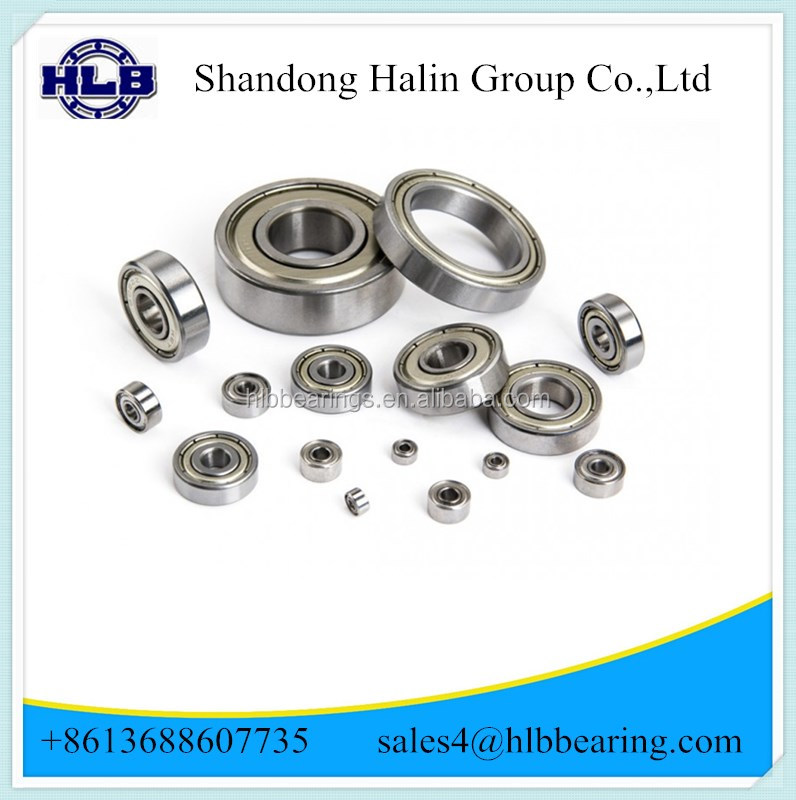Made in China used cars for sale in germany deep groove ball bearing