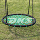 Outdoor use Bird Nest Swing Chair for kids