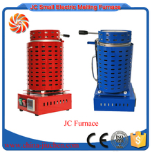 JC Industrial Electric Aluminum Smelting Furnace Used for Melting