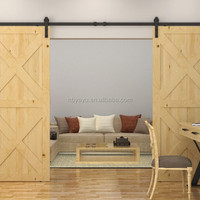 American Market Interior Design Wooden Sliding