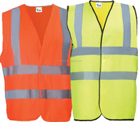 YOYO-204 Red Safety Vest