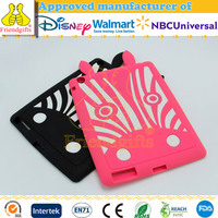 Professional manufacturer cute fashion case for iPad mini kids silicone shockproof tablet case