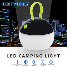 Portfolio light fixtures Creative Usb rechargeable 4.8-5.2V Li-ion battery waterproof camping lantern