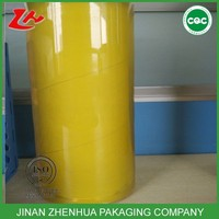 PVC stretch cling wrap for food packaging PVC wrap film cling film jumbo roll 1500m