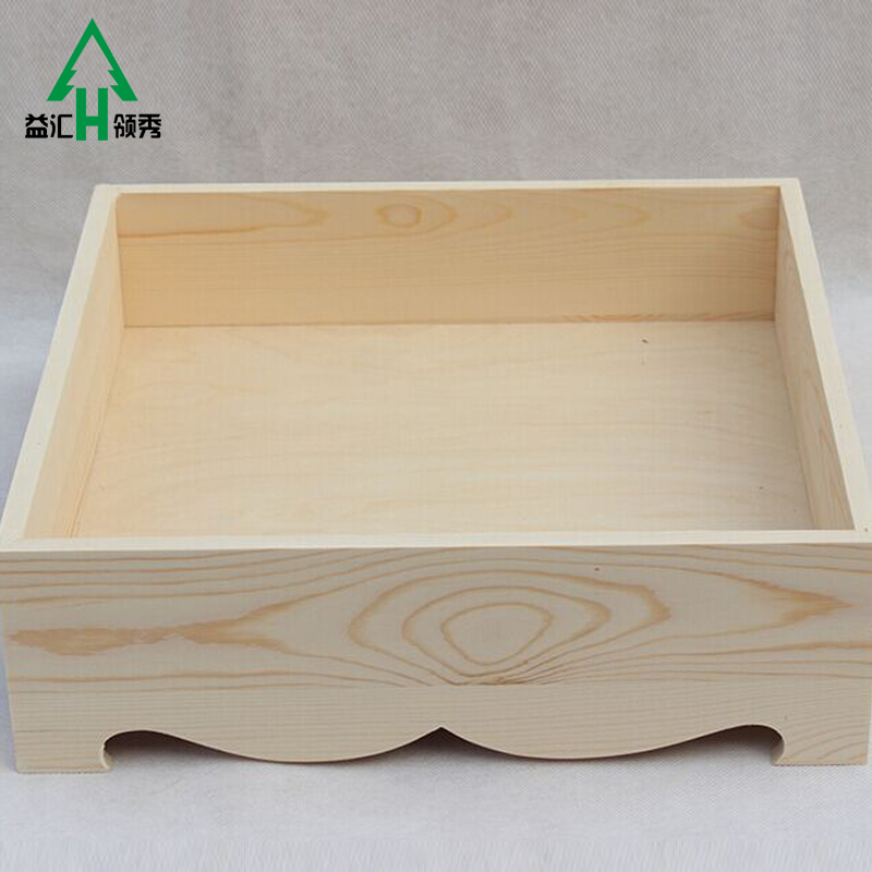 Cheap Bamboo Wooden Craft Serving Tray