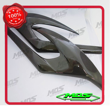 [MOS]Made in Taiwan motorcycle parts CYGNUS-X Carbon Fiber (Vacuum) Stick-on Side Cover Mole