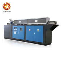 Modern hot sale 350kw automatic induction heating hot roll forging machine