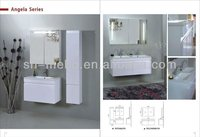 white painting bathroom cabinet furniture