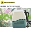 (N719) More safty ultra low volume battery-powered knapsack blower mist