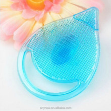 Skin care tools face silicone brush Blackhead facial cleansing pad