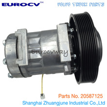 Factory price volvo truck parts air compressor
