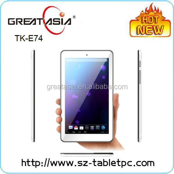 Great Asia 2014 New arrive 7 inch high quality download music free mp3 tablet pc