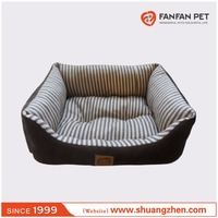 Soft velvet whole pet dog and cat bed lounger sofa